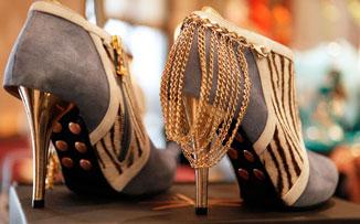No todo está inventado:    Los zapatos desmontables