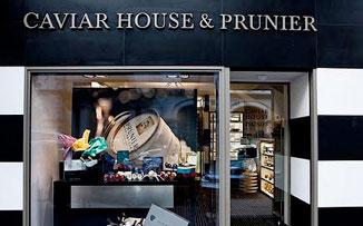 Despedimos a Caviar House & Prunier