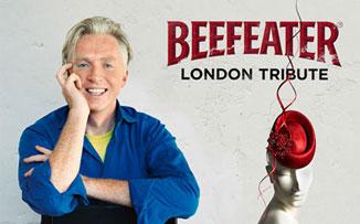 Philip Treacy llega a Madrid de la mano de Beefeater