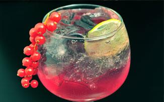 El Gin Tonic de «LA ROJA»